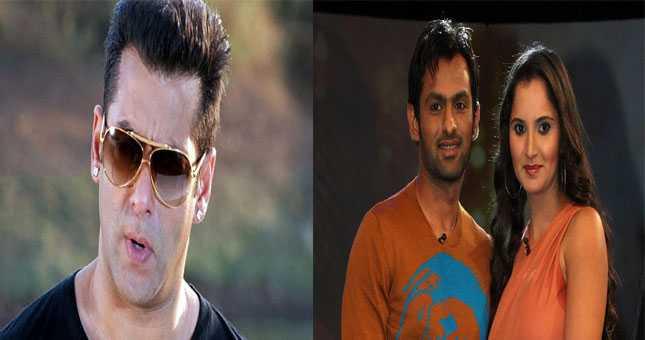 Salman Khan Should Play My Husband In The Biopic: Sania Mirza