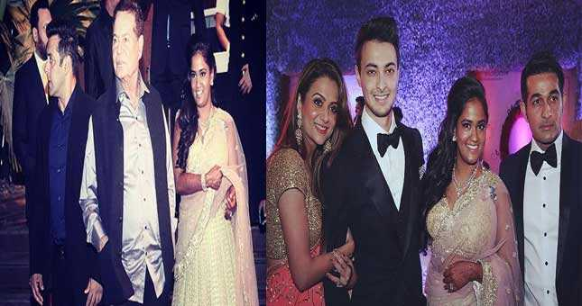 Arpita Khan's wedding reception in Mumbai was starry event
