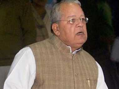 Non-bailable warrant Against kalraj mishra
