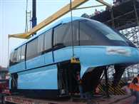 noida and agra for monorail