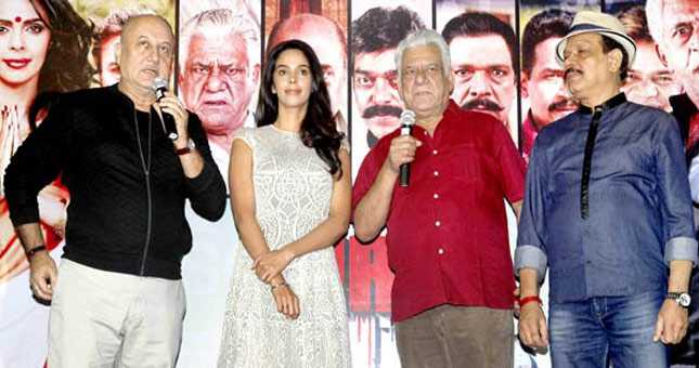 Dirty Politics has 7 actors from NSD