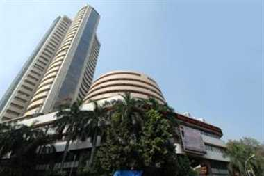 Sensex rises by 330 pts to 1-1/2-month high