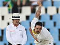 Mitchelle Johnson says its important to intimidate