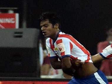 Mohd.Rafique winning goal makes him a new football star
