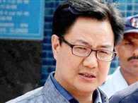 Himalayan region get special status, says Rijiju