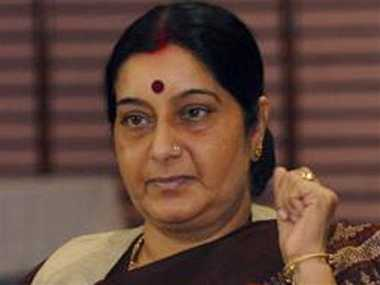 conversions: liberal approach of Sushma Swaraj