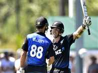 Ronchi makes new world record, biggest sixth wicket partnership