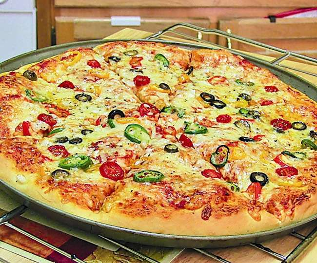 colorful Pizza