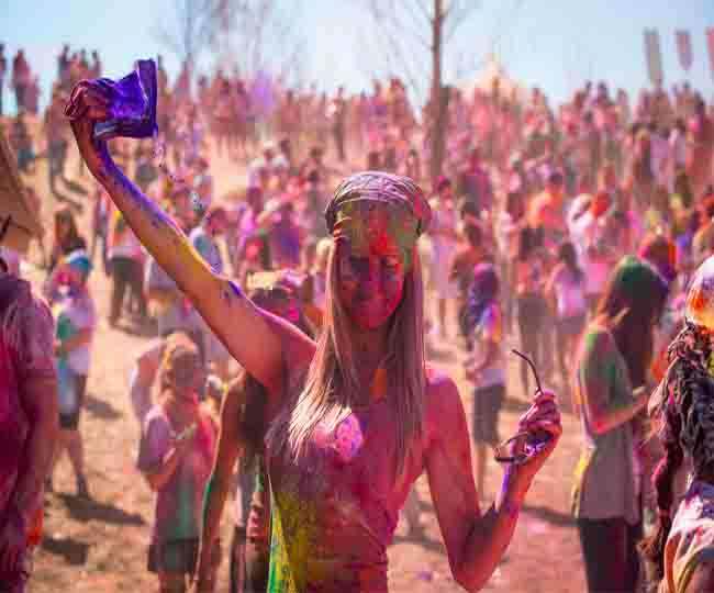 Ideas for how to look fabulous on Holi online hindi news