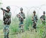 सीमा पर पाकिस्तान को करारा जवाब: चार पोस्ट तबाह, कई पाक सैनिक भी ढेर