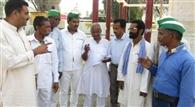 भाकियू ने उठाया भ्रष्टाचार का मुद्दा