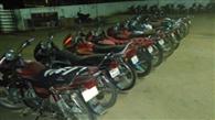 बाइक चोर गिरोह का पर्दाफाश, छह गिरफ्तार