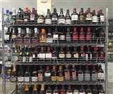 फूटा जनता का गुस्सा, दो निर्माणाधीन शराब दुकानों को ढहाया