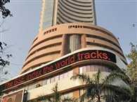 Sensex down 155 pts, Nifty below 8400