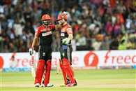 Virat and AB de Villiers again back in form against Pune