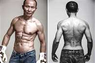 61 Year Old Grandad With Killer Abs Wows Netizens With Rippling Six Pack