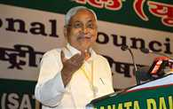 Nitish comes forward in the race of PM after being JDU national president