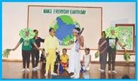 फोटो - बच्चों ने दिया पृथ्वी बचाने का संदेश