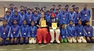 अमिता मरवाहा एक्टिविटी टीम ने जीते 35 मेडल