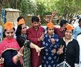 MCD चुनाव: मुस्लिम महिलाओं ने किया समर्थन, हर वार्ड में BJP ने दी दस्तक