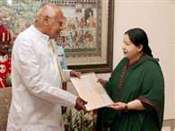 Jaya to be sworn in TN CM today, retains old faces