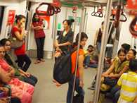 Delhi Metro makes coach location convenient for women
