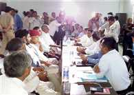 Gujjar stir to continue as talks with Raj govt fail