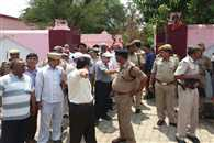 House Evacuated In Maharajganj Occupied By Amarmani Tripathi
