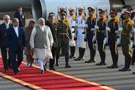 India PM in Tehran to strike agreement on Chabahar Port development