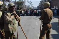 Haryana ethnic violence were 90 to 80 tainted officials