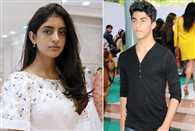 Shahrukh son Aryan and Amitabh granddaughter Navya are now graduates