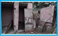 पानी का नहीं ठिकाना, बना दिया शौचालय
