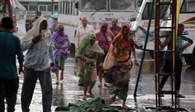 झमाझम बारिश ने दी गर्मी से राहत