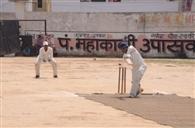 नवयुवक अकादमी ने आठ विकेट से जीता मैच