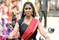 Sairat star Rinku Rajguru returns to school