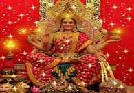 Every Friday evening, the absence will be the worship of Lakshmi splendor