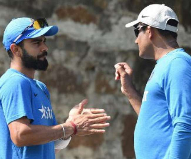 Virat Kohli will never reveal what had happened between him and Anil Kumble in Team India dressing room