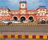 अर्द्धकुंभ तैयारियों का ध्यान रखकर हो रहा रेलवे स्टेशनों का सुंदरीकरण