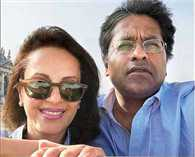 Court notices to Lalit Modi, wife In case of buying mansions