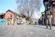 curfew removed from four more district in Kashmir