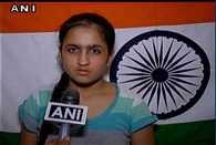 Ludhiana's student announced that she will be hoist tricolor on August Lal Choak