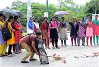 Dalits organised Dhikkar rally in PM Modi village in Gujarat