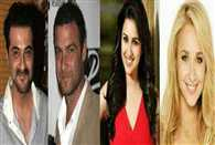bollywood hollywood look alikes