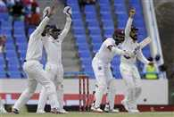 India vs West Indies first test third day