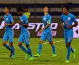 फुटबॉल: एएफसी क्वालीफायर में भारतीय अंडर-23 टीम को कतर ने हराया