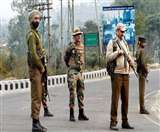 कश्मीर में सेना ने ढेर किया एक और विदेशी आतंकी