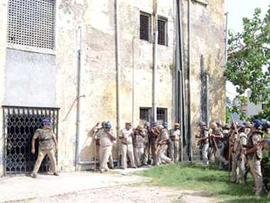 Situation tensed  in Meerut Children Home