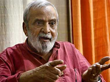 BJP activists booked for 'celebrating' Ananthamurthy's death