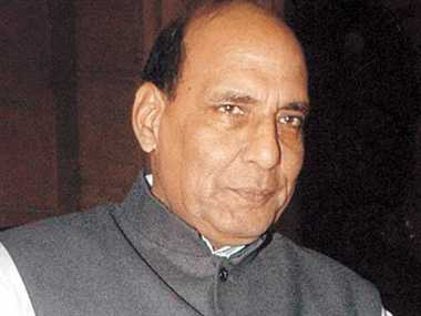 qureshi was not asked to resign: rajnath