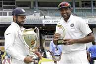 Ravichandran Ashwin break Virender Sehwag record for most Man of the Series awards for India in Tests
